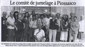 Le Dauphiné Libéré - 2 juillet 2008