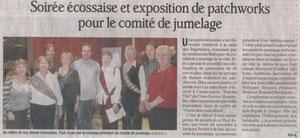 Le Dauphiné Libéré - 8 mars 2011