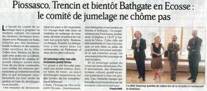 Le Dauphiné Libéré - 7 juin 2009