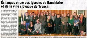 Le Dauphiné Libéré - 19 octobre 2013