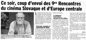 Le Dauphiné Libéré - 22 novembre 2013