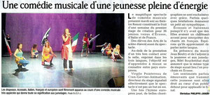 Le Dauphiné Libéré - 20 juillet 2012