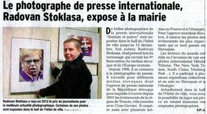 Le Dauphiné Libéré - 29 novembre 2013