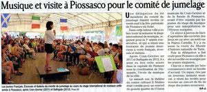 Le Dauphiné Libéré - 18 juillet 2013