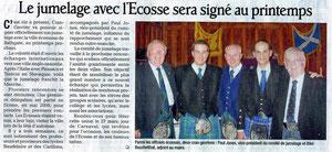 Le Dauphiné Libéré - 15 février 2010