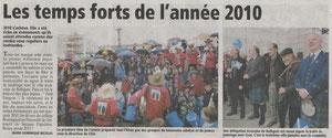 L'Essor Savoyard - 30 décembre 2010