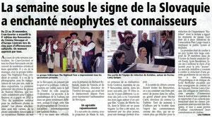 L'Essor Savoyard - 5 décembre 2013