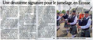 Le Dauphiné Libéré - 17 juin 2010