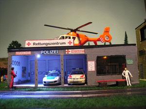 Das Rettungszentrum