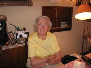 Frau Kaiser-Grygar - Foto mit freundlicher Genehmigung der Familie