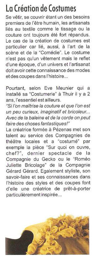 Le Petit Agenda - Novembre 2010