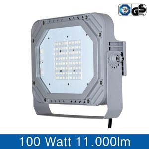 Bestseller & Leistungssieger   LED Fluter 100 Watt,