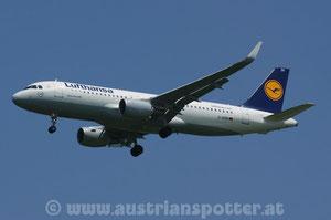 Lufthansa *** A 320-214 *** D-AIZR (with Sharklets)