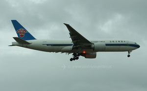 China Southern Airlines Cargo ***** B 777-F1B ***** B-2072