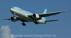 Korean Air *** B 777-2B5/ER *** HL7765