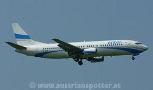 Enter Air *** B 737-4Q8 *** SP-ENB
