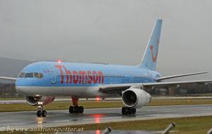 Thompson Airways ***** B 757-204 *****G-OOBR