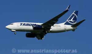 Tarom *** B 737-78J *** YR-BGI