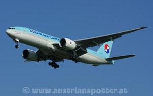 Korean Air Cargo *** B 777-FB5 *** HL8252