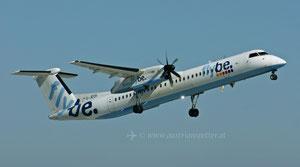 Flybe - British European ***** Dash 8-402Q ***** G-JECH