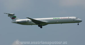 Bulgarian Air Charter *** MD-82 *** LZ-LDU