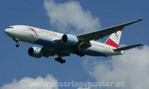 Austrian Airlines ( Tyrolean Airways ) *** B 777-2Z9/ER *** OE-LPA