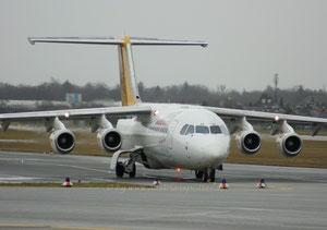Malmo Aviation ***** BAE Systems Avro 146-RJ100 *****SE-DSX
