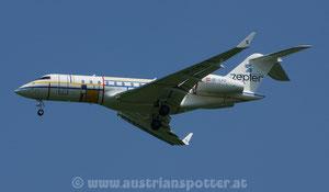 ZeptAir *** Bombardier BD700-1A11 Global 5000 *** OE-LPZ