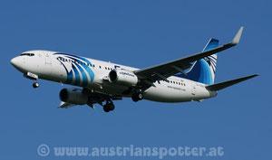 EgyptAir *** B 737-866 *** SU-GEA
