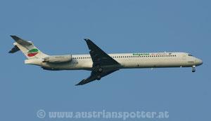 Bulgarian Air Charter *** MD-82 *** LZ-LDK