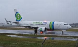 Transavia Airlines *****B 737-7K2 *****PH-XRE