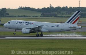 Air France *** A 319-111 *** F-GRHN