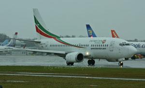 Tatarstan Airlines ***** B 737-53A *****VQ-BBN