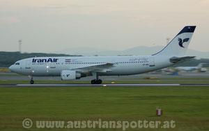 Iran Air *** A 300B4-605R *** EP-IBB