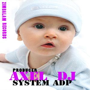 TITLE SYSTEM ADP etichetta zimbalam