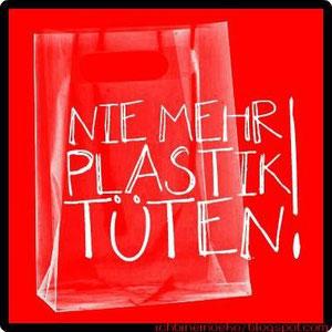 Nie mehr Plastiktüten