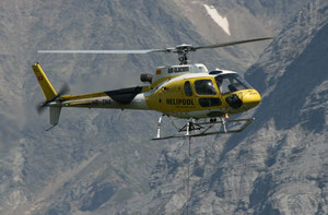 AS350 Ecureuil - HB-ZNA