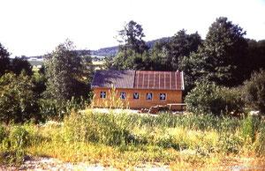 Vereinsheimbau