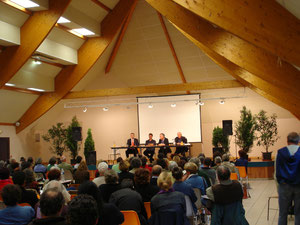 第10回国際作家会議(フランス・オブラック)