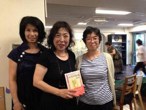 久田恵さんの著書にサインをいただきました