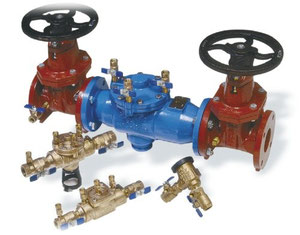 backflow prevention assembly