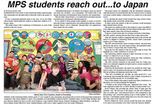 20130313 Morrisburg Leader (Canada:Morrisburg Public School)