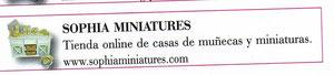 Publicación revista Muñecas nº 93, nº 94, nº 95, nº 96, nº 97, nº 98 y nº 99
