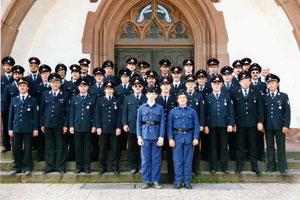 Die Limbacher Wehr zum 80-jährigen Jubiläum