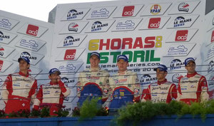 Titre et podium