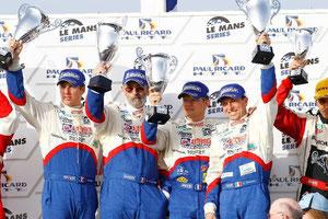 1ère course 1 ère victoire de la PESCAROLO Autovision.