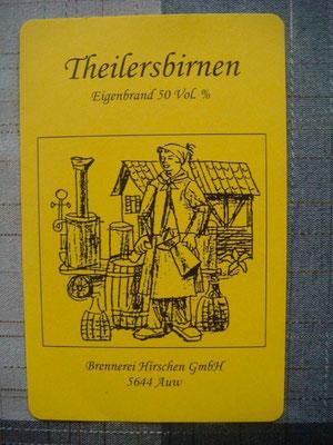 Theilersbirnen