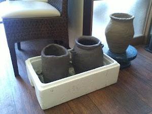 壺と花器画像