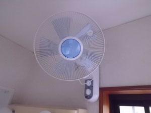 人気の壁掛け扇風機