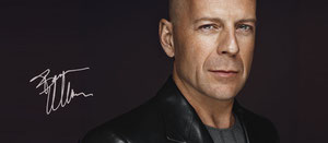 Bruce Willis et LR Health & Beauty System